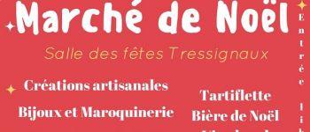Marché de Noël Tressignaux