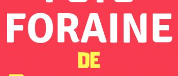 Foire Saint-Martin Concarneau