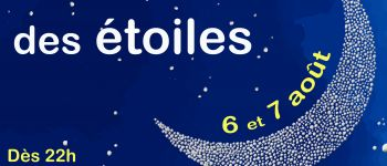 Nuit des étoiles Paimpont