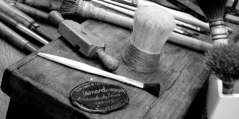 Visite dentreprise Pinceaux dart Léonard 1779