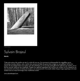 Menhir-Sylvain Brajeul Chartres-de-Bretagne