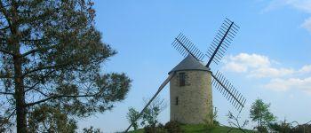 La butte des 5 moulins