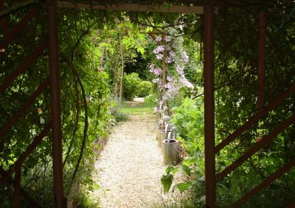Le Jardin des Mélanges