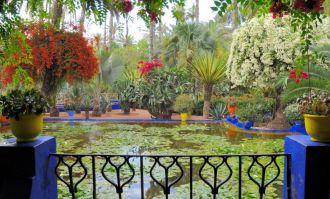 Jardins d\Orient, jardins d\Occident, influences réciproques Redon