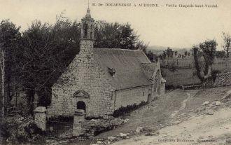Pardon de Saint Vendal Douarnenez
