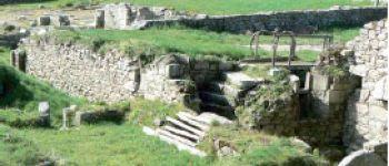 Site archéologique d\Iliz-Coz
