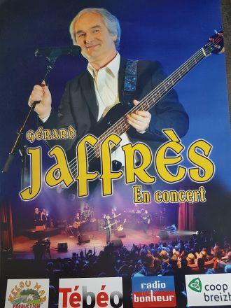 Concert de Gerard Jaffrès Ploumilliau