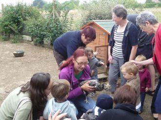 Porte-ouverte dans la ferme pédagogique « la Petite Tagarine » pour les Babies Binic-Étables-sur-Mer