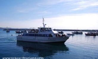 Mini-croisière vers l\île de Bréhat dans la journée Erquy