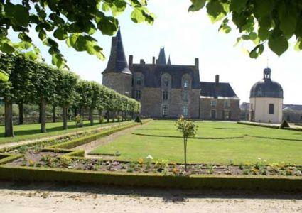 Parc du Château des Rochers Sévigné
