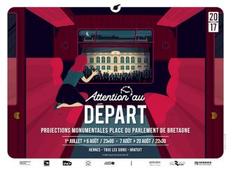 Attention au départ- Projections au Parlement de Bretagne Rennes