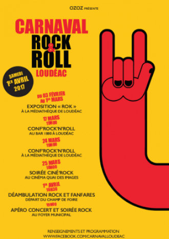 Carnaval Rock & Roll Loudéac