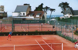 Tournoi de Tennis international Séniors Saint-Lunaire