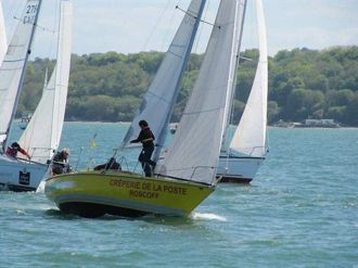 Régates du Yacht Club - \Trophée des pêcheurs\ Roscoff