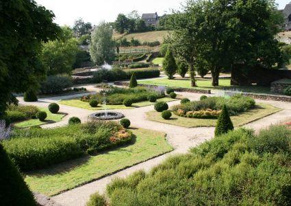 Visitez Le Jardin des Evêques Saint-malo-de-beignon Morbihan (56 ...