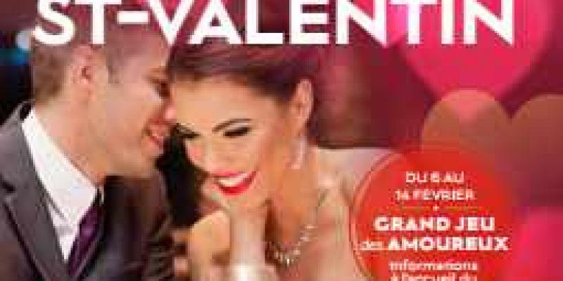 Soirée Saint Valentin au Casino Circus