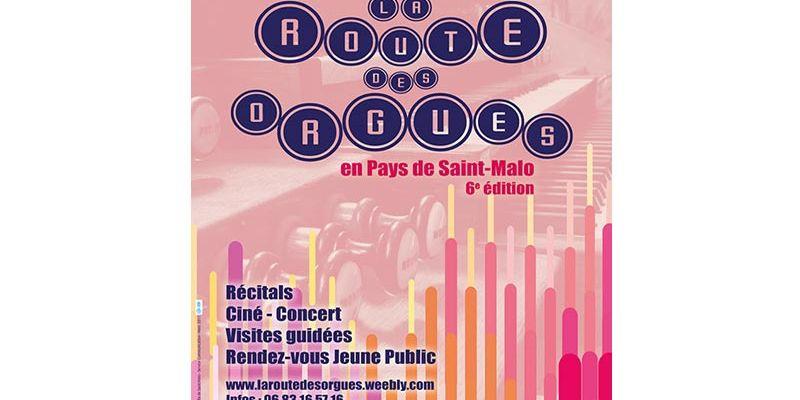 Festival La Route des Orgues en Pays de Saint-Malo