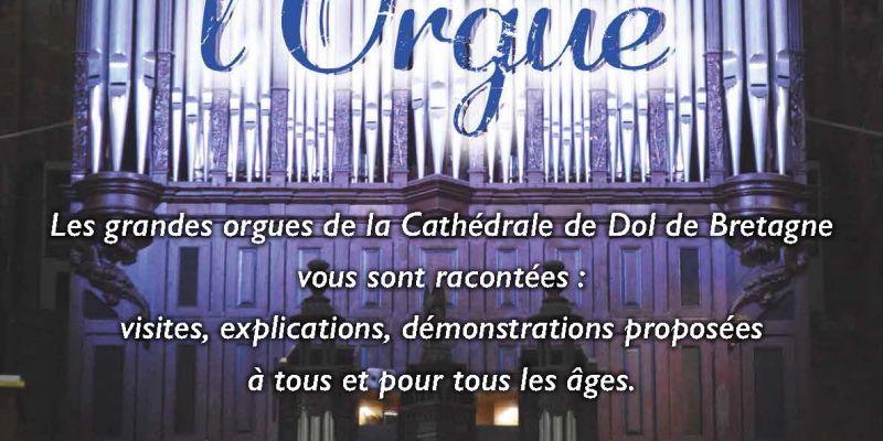 Visite des orgues de la Cathédrale Saint Samson