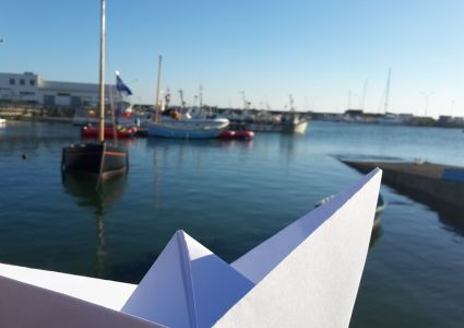 Port de pêche de Lesconil