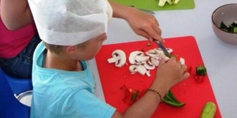 Atelier Cuisine Petits Chefs Amoureux 6/12 ans