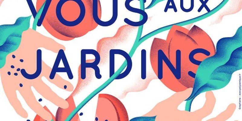 Rendez-vous aux jardins : Visite du Jardin du Tertre Mignon