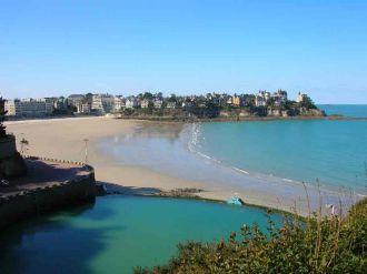Visite guidée : visite en longe côte Dinard