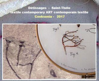 Exposition Détissages 2017 Saint-Thélo