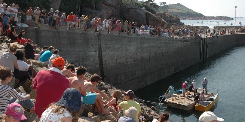 Championnat de godille, fête de la mer
