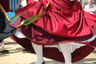 Initiation aux danses bretonnes Saint-Quay-Portrieux