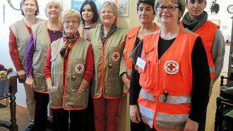 Braderie d\été de la Croix Rouge Perros-Guirec