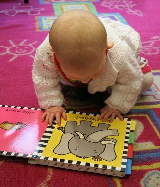Bébés lecteurs Fouesnant