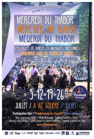 Mercredi du Thabor- Merc\her an Thabor- Méquerdi du Thabor Rennes