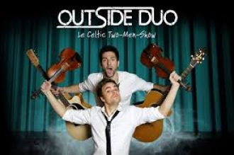 Concert des Outside Duo Saint-Nic