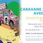 Collecte: Caravane solidaire avec la Grèce Plourin-lès-Morlaix
