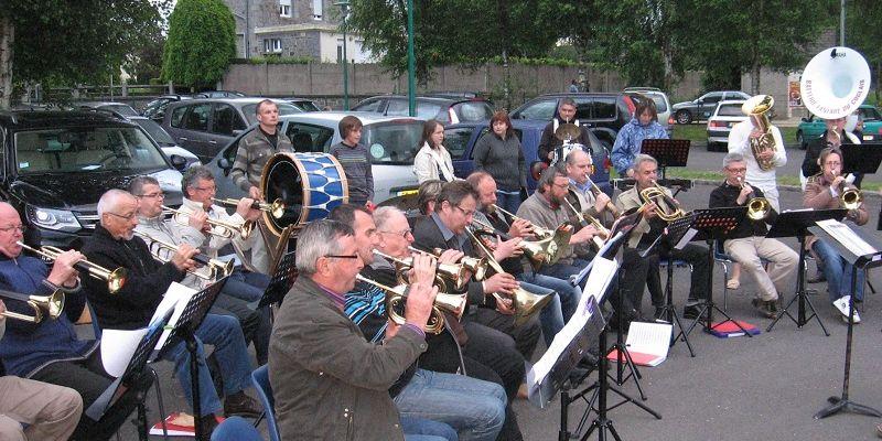 Fête de la musique de Saint-Germain-en-Coglès