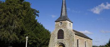 Eglise Saint-Lunaire de Saint-Lormel, dite \du vieux bourg\
