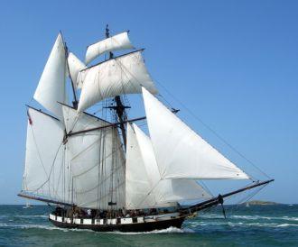 Embarquez à bord de La Recouvrance : Sortie 1/2 journée à Brest - après-midi Brest