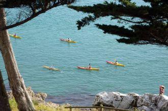 Sortie kayak: mini rando 3H Pleurtuit