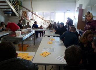 Atelier Matelotage en famille - Haliotika Guilvinec