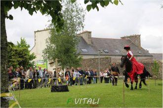 3ème édition de la fête médiévale \Gouel ar soudarded\ Lesneven