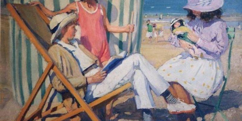 Exposition Le bel été des peintres en Bretagne...