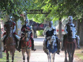 Tournoi de chevalerie : quatuor pour un cœur Vitré