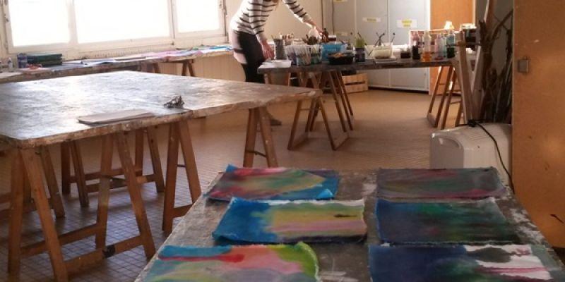 Atelier enfants 3/5 ans : Peinture sur toile