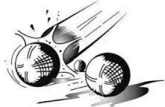 Fêtes Patronales - Concours de boules pen eus pen - Challenge de l\Echo Squiffiec