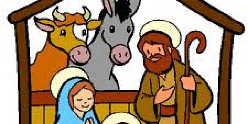 Crèche de Noël à Chapelle Sainte Marguerite
