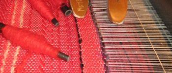 Georgette Meyer, Tissage et créations textiles
