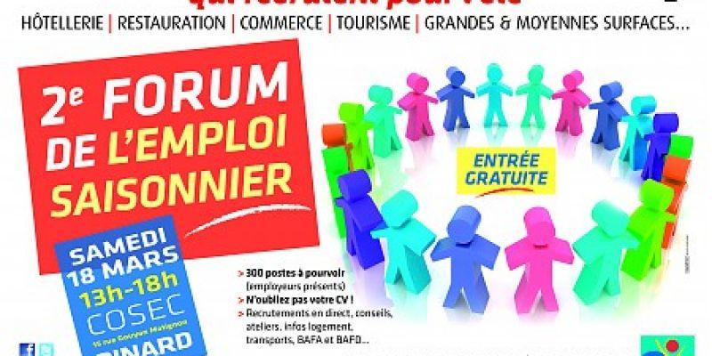 Forum de l'emploi