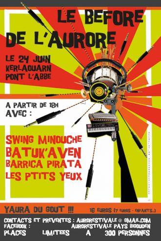 Aurore Estival - Festival Pont-LAbbé