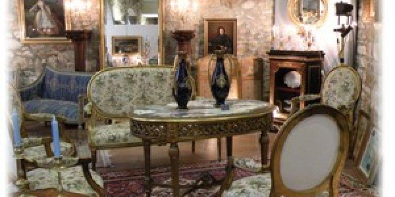 Salon de Pâques - Antiquités et Brocante