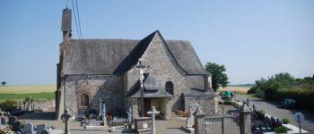 Eglise Saint Nicodeme du Bran